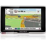 Becker 200023 - Transit 5- Navegador GPS (Pantalla de 12,7 cm (5 pulgadas), 47 países europeos preinstalados, actualizaciones de mapas de por vida)