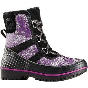 Sorel Tivoli II Boot - Women's Bright Plum / Black 7