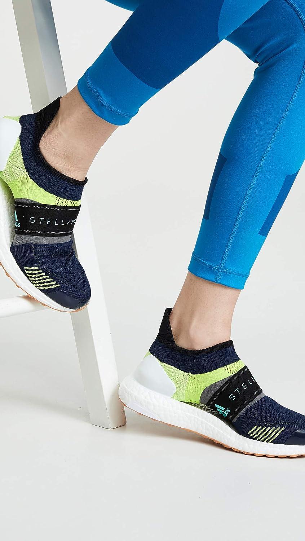 adidas by Stella McCartney Ultraboost X Baskets 3D pour Femme Night Indigo/Green/Granite