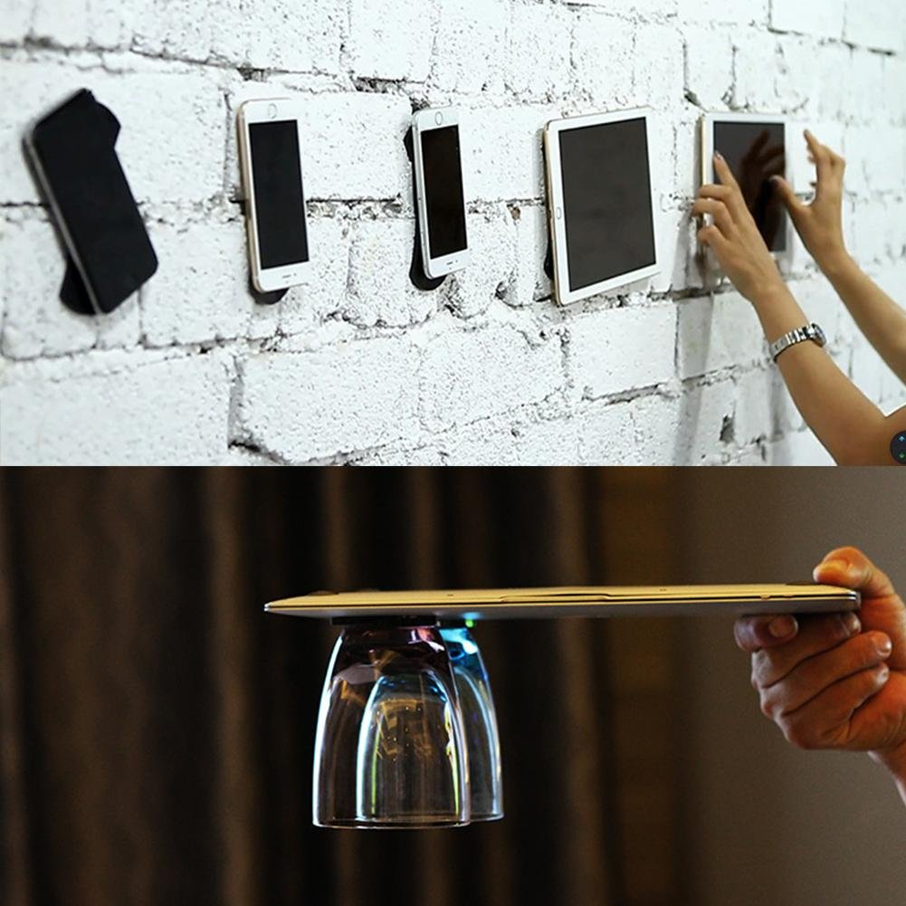 lavabili ideale per fissare cellulari 2 pezzi Asiproper Fixate Cuscinetti antiscivolo in gel
