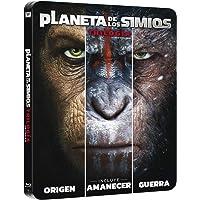 Trilogía El Planeta De Los Simios