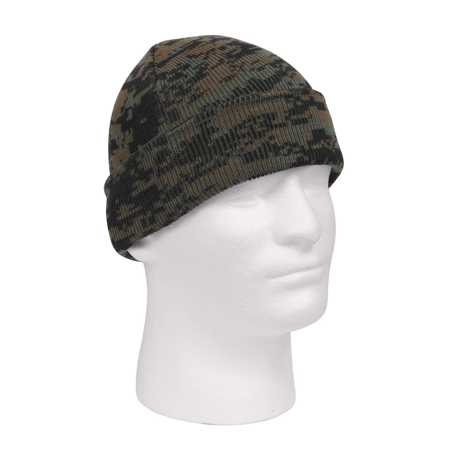 Digital Marpat Jungle Woodland Camo Camoflauge Acrylic Watch Cap Hat Tactical Hunting Cap Outdoor Military