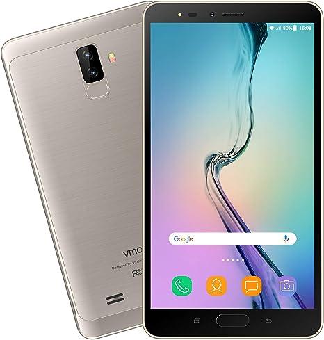 Tableta de Llamada 6,5 Pulgadas 3G/WiFi Android 7.0 ,VMOBILE A15 2 ...