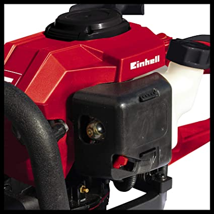 Einhell GC-PH 2155- Recortasetos de gasolina 700W (longitud de corte: 550mm, longitud de la hoja: 650mm, espacio entre dientes: 28mm, Corte por ...