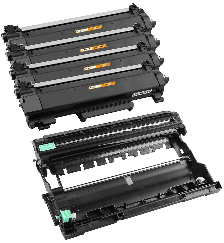 Gorilla-Ink 1x Toner compatible para Brother TN-2420 DCP-L 2510 D ...
