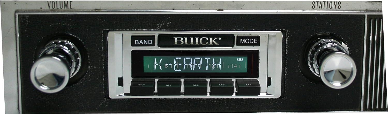 1968-1972 Buick Skylark Radio Stereo Free Aux Cable 300 Watt 630  II Radio