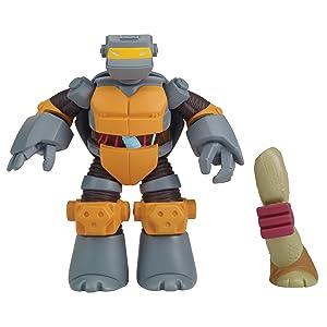 Teenage Mutant Ninja Turtles Mix & Match Metalhead Figure Action Figure