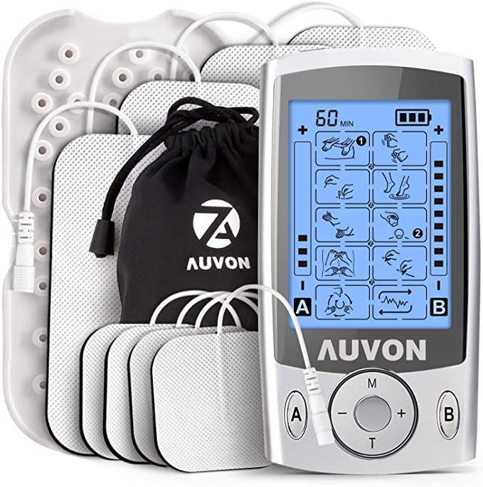 AUVON Dual Channel TENS - The Best Quality Of The Pads
