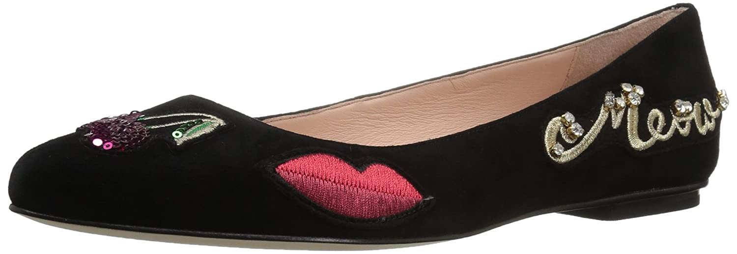 f26731cda0f Amazon.com  Kate Spade New York Women s Nash Ballet Flat  Shoes
