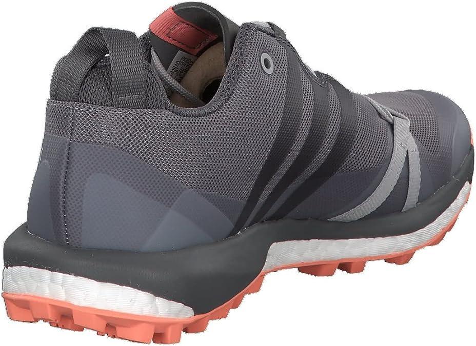 Adidas Terrex Agravic W, Zapatillas de Trail Running para Mujer, Gris (Gritre/Gricua/Cortiz 000), 37 1/3 EU: Amazon.es: Zapatos y complementos