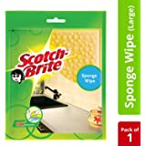 Scotch Brite Sponge Wipe - 1 Pieces Pack