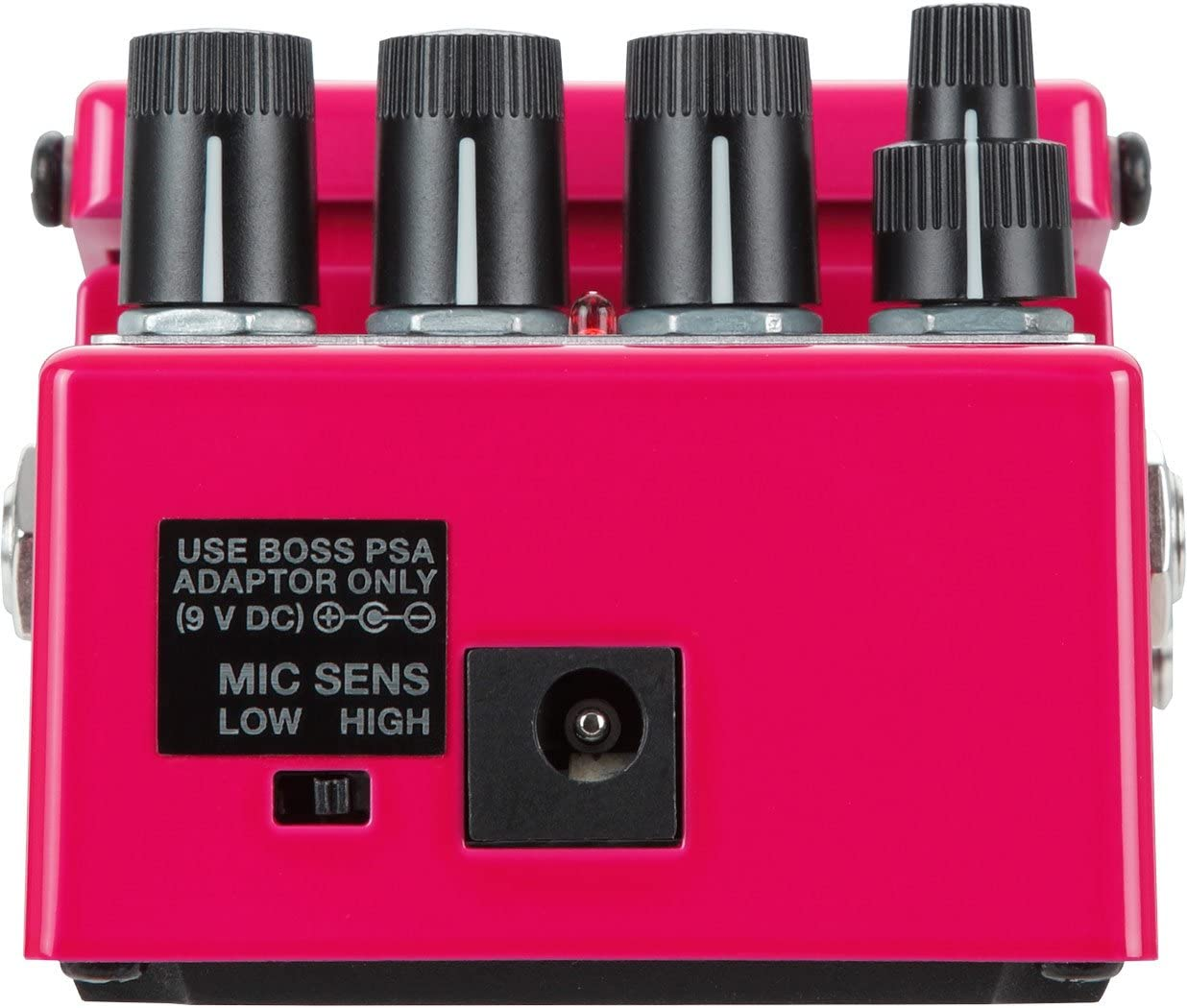 Powerful Vocal Expression For Guitar and Bass BOSS VO-1 Vo Coder Effects Pedal