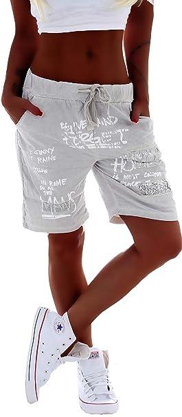 Pantalones de chándal para Mujer de Italia, Talla única Grau-Hell ...