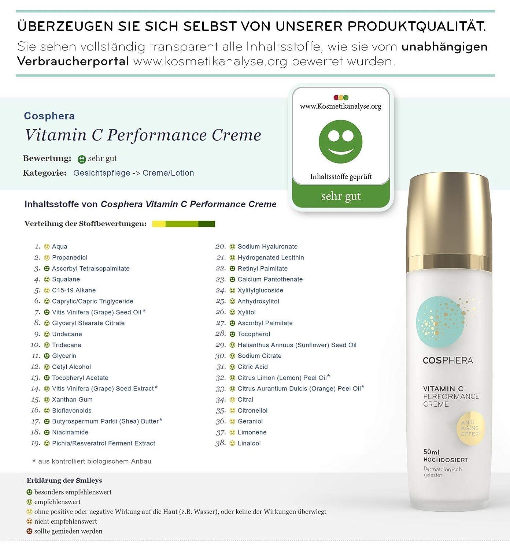 Szeneriebild Vitamin C Creme