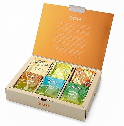 Exquisite BOH tea box gift set