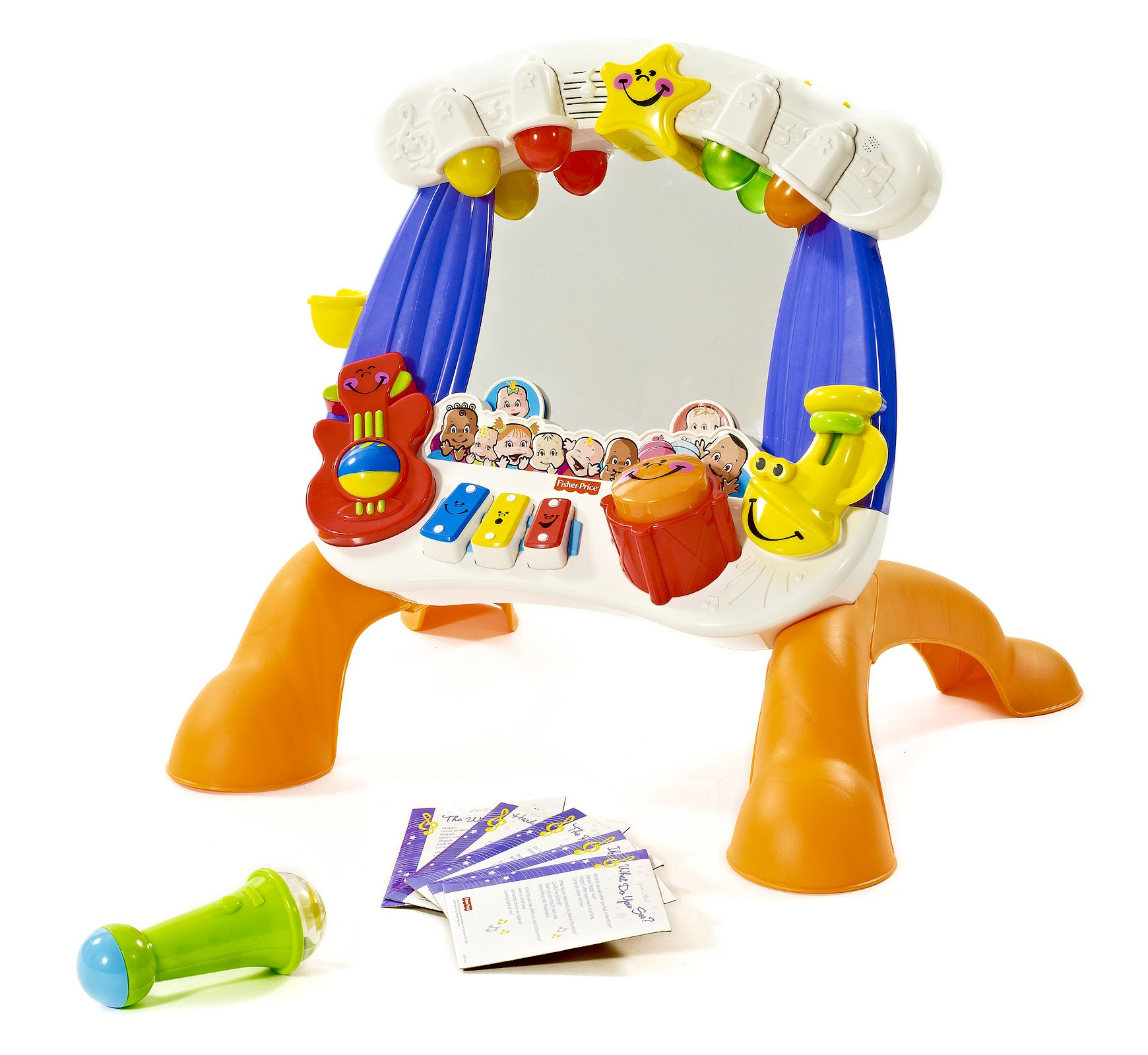 Fisher-Price Little Superstar Sing-Along Stage by Fisher-Price (Image #1)
