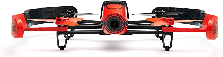 Parrot PF722000 -  Dron Cuadracóptero, color rojo