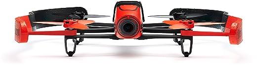 122 opinioni per Parrot Bebop Drone, Rosso