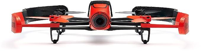 Parrot BEBOP - Dron cuadricóptero (Full HD 1080P, 14 Mpx, 47 Km/h ...