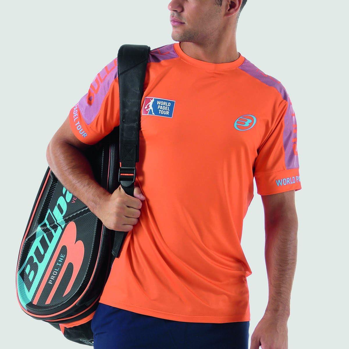 Camiseta hombre padel Chia (L): Amazon.es: Deportes y aire libre