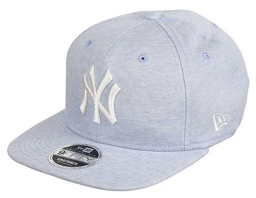 649cd64f320 New Era 9FIFTY MLB Jersey Bright New York Yankees Snapback Cap  Amazon.co.uk   Clothing
