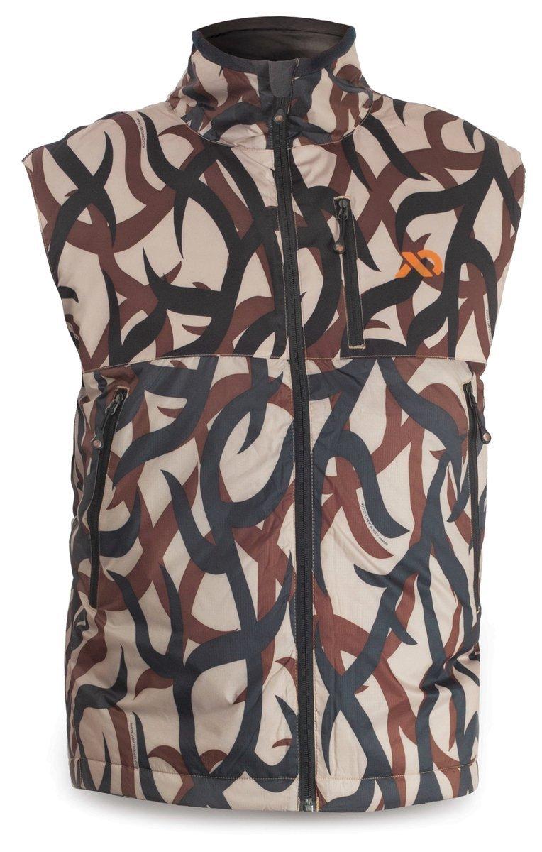 First Lite - Uncompahgre Insulated Vest in ASAT XL - ASAT Camo