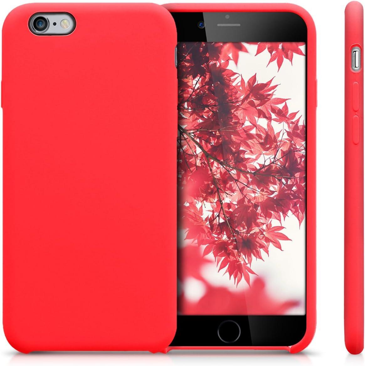 COVER IPHONE 5 5S SIMILE ORIGINALE APPLE COLORE ROSSO  I phone