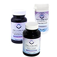 Relumins Advance White Triple Capsule MAX Set - MAX Dose Glutathione with 6X Boosters...
