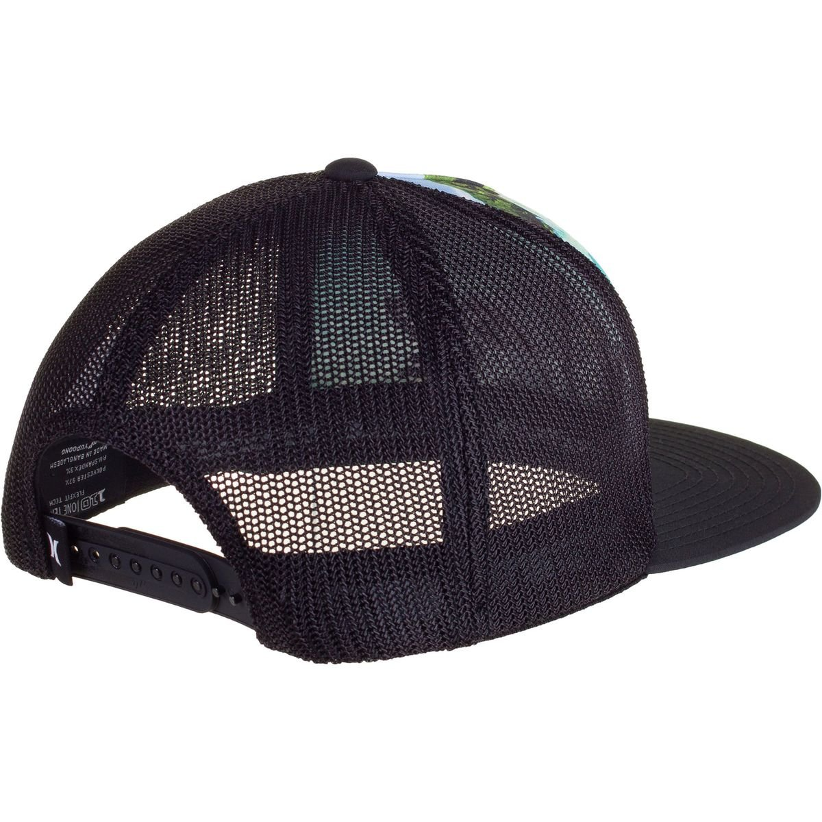 separation shoes 32066 e86a7 Hurley Clark Little Honu Trucker Hat Black, One Size  Amazon.ca  Clothing    Accessories