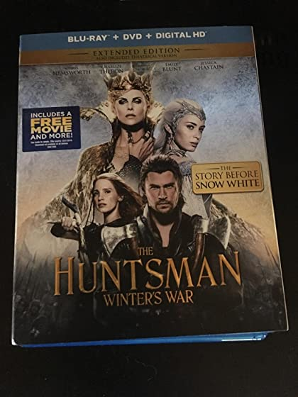 The Huntsman: Winter's War - Extended Edition Good