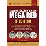 Yeoman~In Stock~ 2021 Official Whitman Mega Red Book~6th Edition~Full Color~R.S