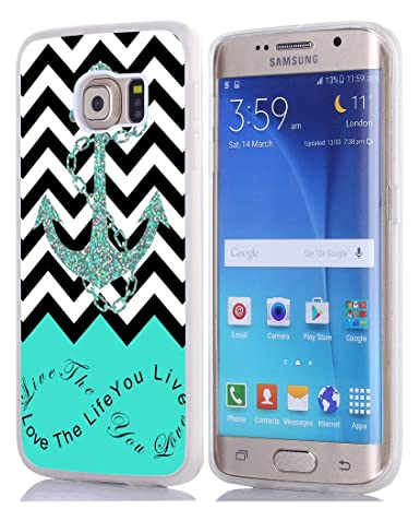 S6 Edge Case - Case for Galaxy S6 Edge - Protector Cover for Samsung S6 Edge
