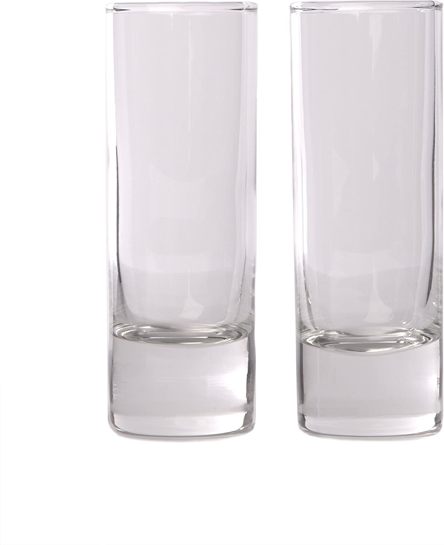KIN Toffee Vodka 200ml/& two x 6cl shot glasses