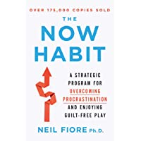 Image for The Now Habit: A Strategic Program for Overcoming Procrastination and Enjoying Guilt-Free Play