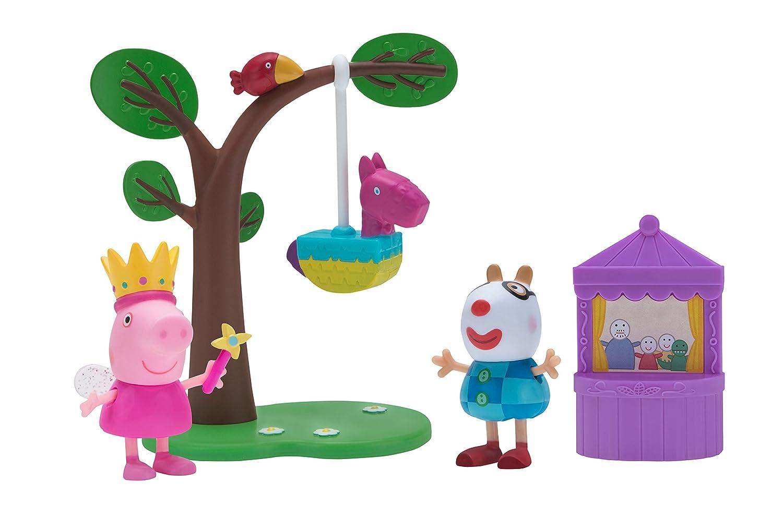 Peppa Pig 97026 Fiesta de cumpleaños de Juegos: Amazon.es ...