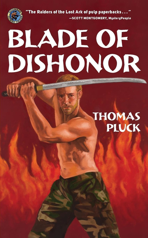 Blade of Dishonor: Amazon.es: Thomas Pluck: Libros en ...