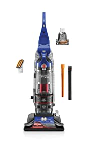 Hoover WindTunnel 3 Pro Pet Bagless Upright Vacuum Cleaner, UH70937