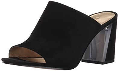 1660f02275f6 Nine West Women s Gemily Suede Mule  Amazon.co.uk  Shoes   Bags