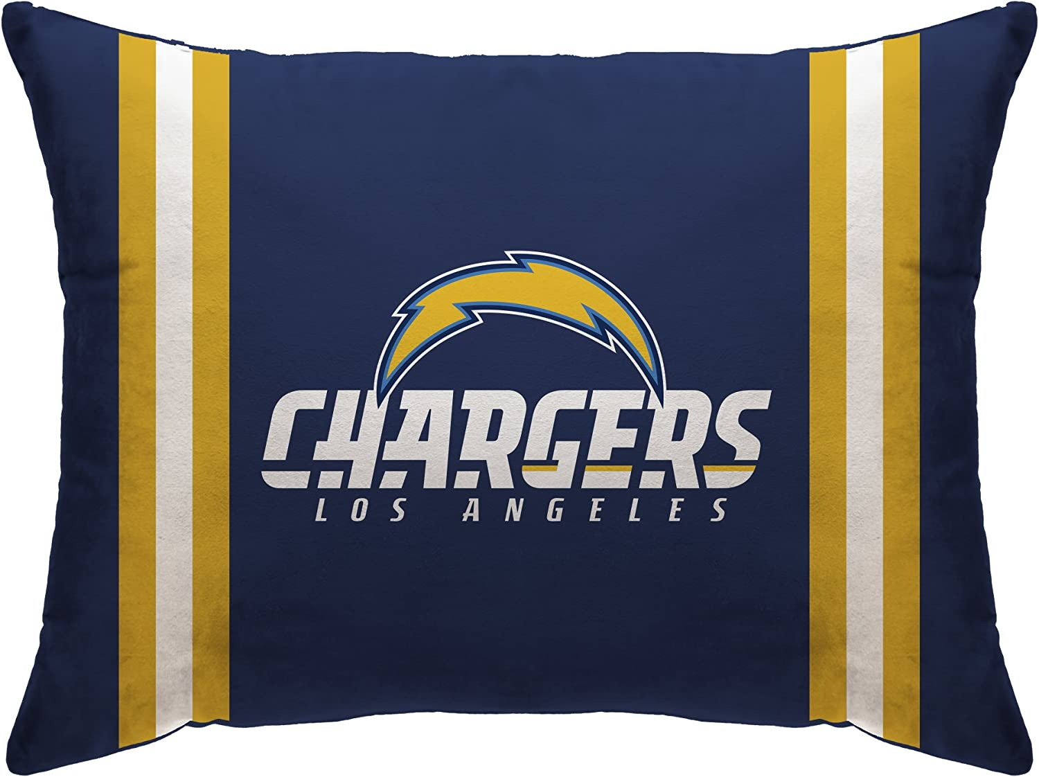 20 x 26 Team Colors Pegasus Sports NFL Unisex NFL Plush Logo Bed Pillow