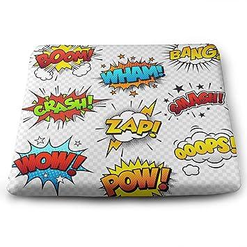 Amazon.com: Pamdart Bang Crash Smash Boom Pow Wow Customized ...
