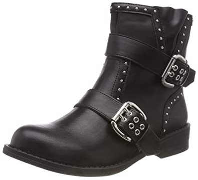 Buffalo Damen Dapple GM S10263 PU Stiefeletten, Schwarz (Black 01 00), 37 42310f5363