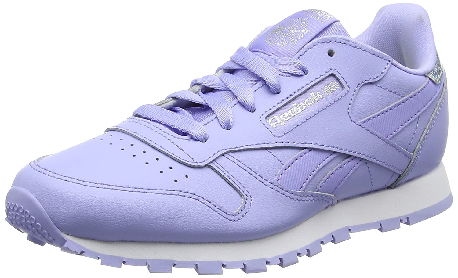 Reebok Girls' Classic Leather Pastel Trainers