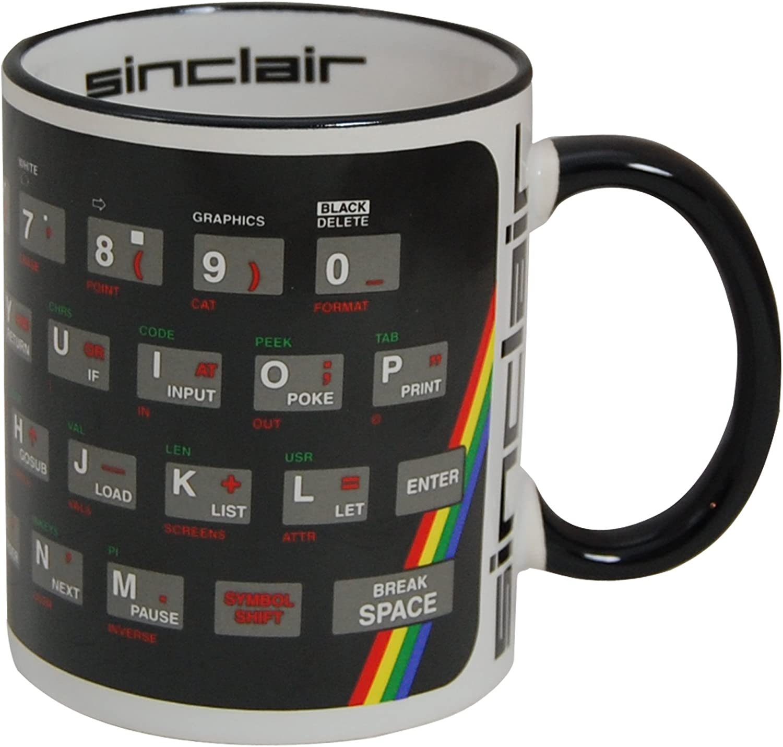 Sinclair ZX Spectrum Mug