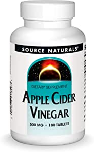 Source Naturals, Cider Apple, 180 Count