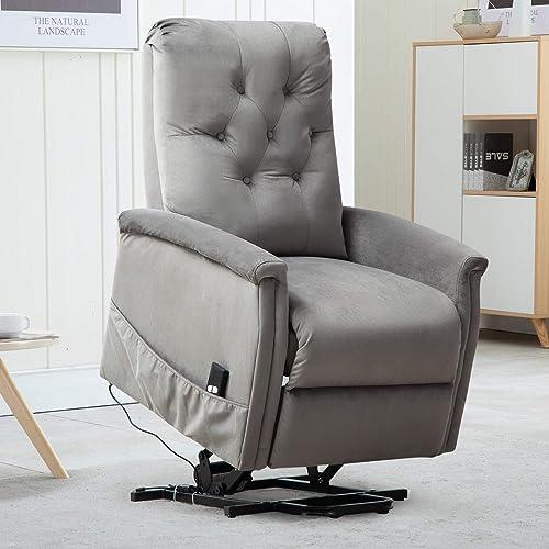 EBELLO Power Lift Recliner Chair