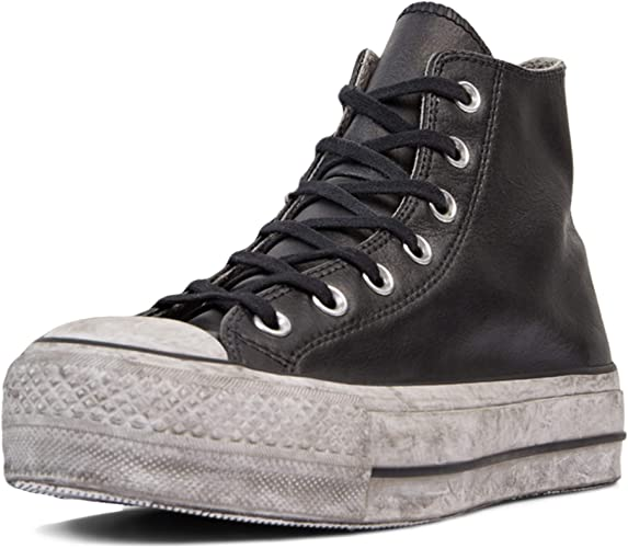 all star converse en cuir