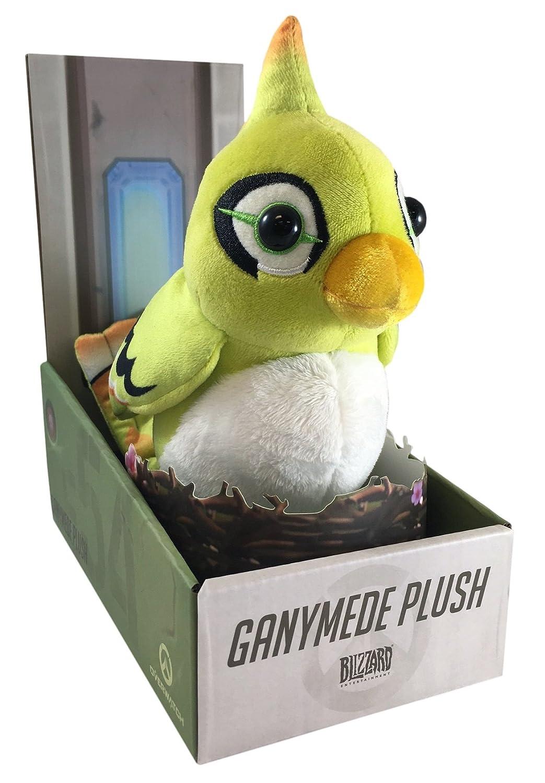 Amazon.com: Oficial Overwatch Ganymede peluche en nuevo ...