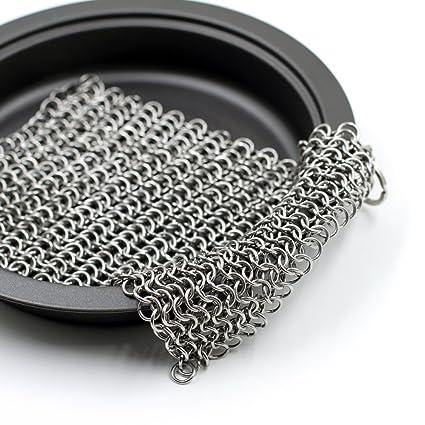 VannCook - Raspador de malla - Ideal para limpiar sartenes, ollas ...