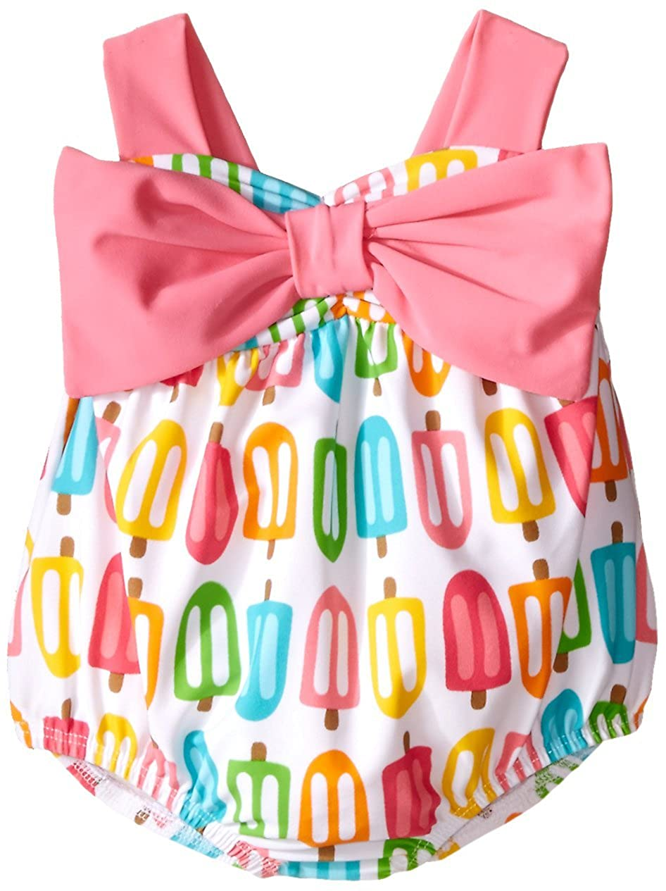 Mud Pie Baby Girls' Popsicle Swimsuit 1122115