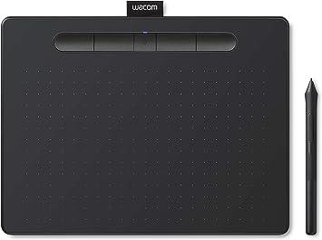Wacom  Intuos Medium Wireless CTL-6100WL//K0 Black 2018 Model Pen Tablet New